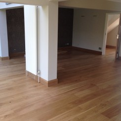 Appartment Wood Flooring