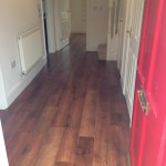 Hallway Wooden Flooring