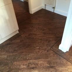 Sohal Wooden Kitchen Flooring