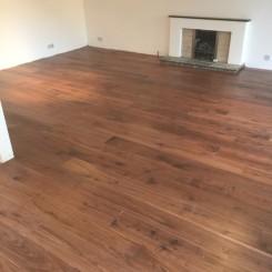 Lounge Oak Flooring 3