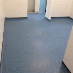 Farrington School – Changing Rooms 1