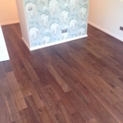 Walnut Flooring 2