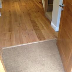 Flooring Project in Tunbridge