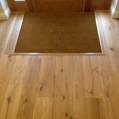 Wooden Flooring Project In Tunbridge