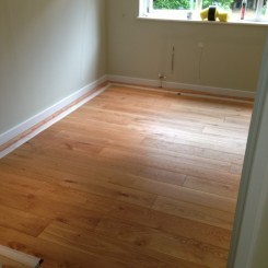 Wood Flooring Bedroom