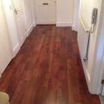 Wood Flooring Hallway