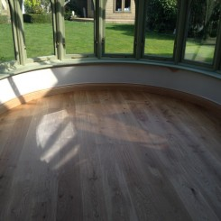 Conservatory Wooden Flooring