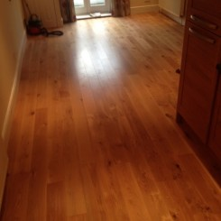 Apartment Wood Flooring 2