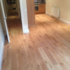 Apartment Wood Flooring