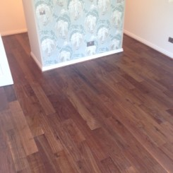 Walnut Flooring 2