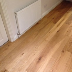 Flooring Project in Tunbridge
