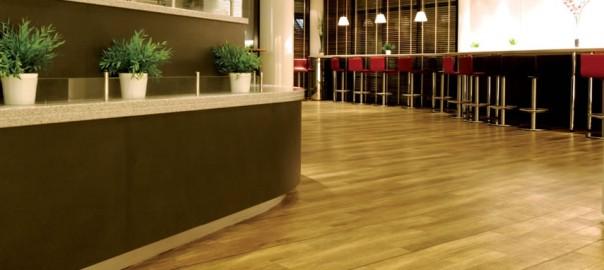 Commercial Wood Floor