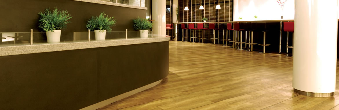 Commercial Wood Floor