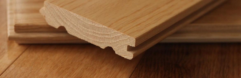 Solid Wood Floor Boards