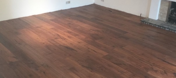 Lounge Oak Flooring
