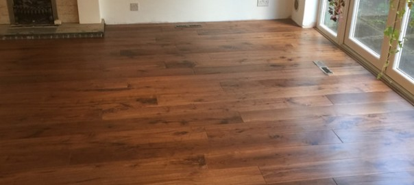 Lounge Oak Flooring 2