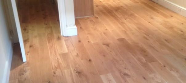 Apartment Wood Flooring