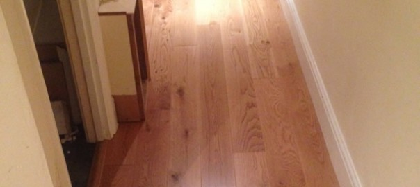 Apartment Wood Flooring 1