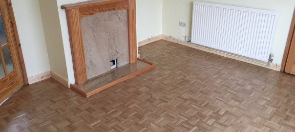 Oak Mosaic Flooring