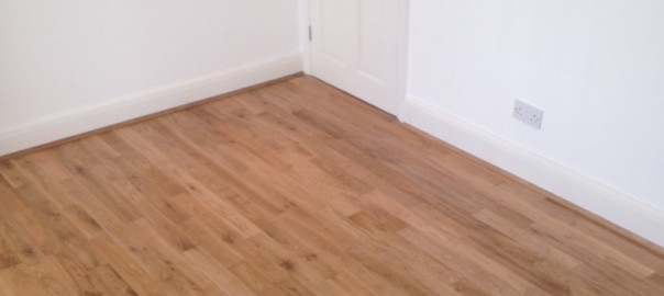 Solid Oak Floor